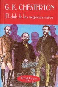 El club de los negocios raros de Chesterton para descargar en pdf